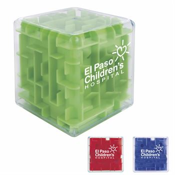 Cube Maze-Personalization Available