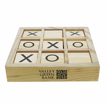 Tic-Tac-Toe Desktop Game- Personalization Available