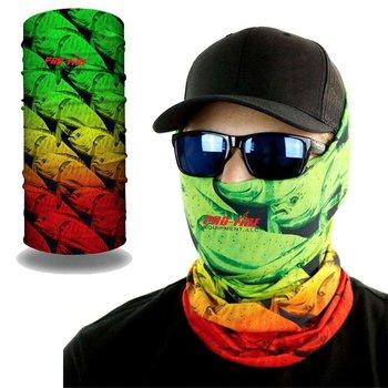 2-Layer Reusable Face Bandana mask Tube- Full Color Logo Personalization Available