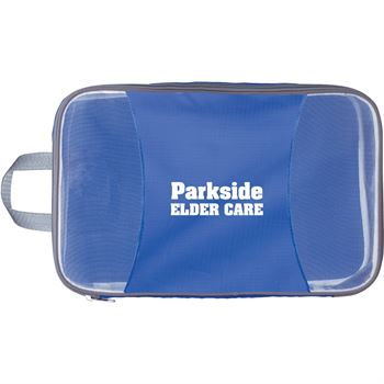 Zipper Mesh Packing Cubes-Personalization Available