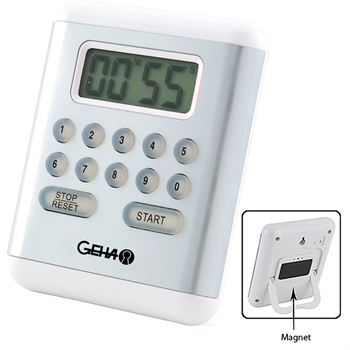 Digital Kitchen Timer-Personalization Available