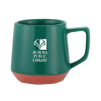Terra 12 Oz. Terracotta Mug