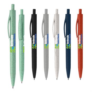Zen Eco Wheat Plastic Pen