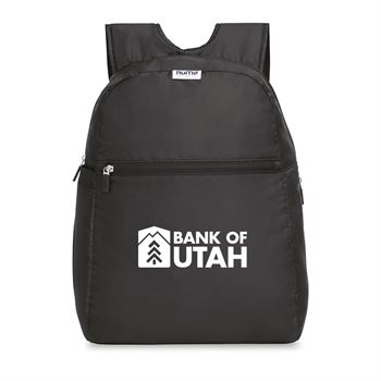 RuMe Recycled Backpack -�Personalization Available