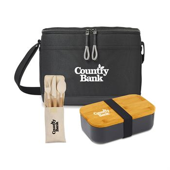 Goodwin Bamboo The On-the-Go Set -�Personalization Available