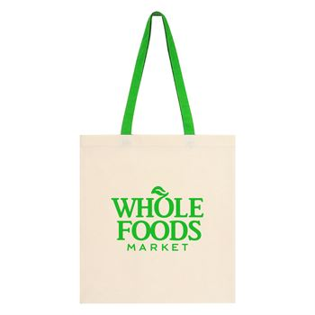 Penny Wise Cotton Canvas Tote Bag-Personalization Available