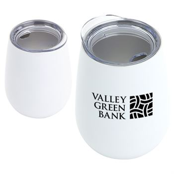 Osprey Vacuum Insulated Stainless Steel Wine Tumbler - 10 oz. - Personalization Available
