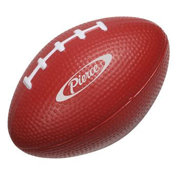 Small Football Stress Reliever - Personalization Available