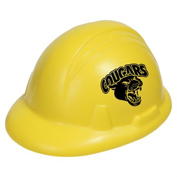 Hard Hat Stress Reliever - Personalization Available