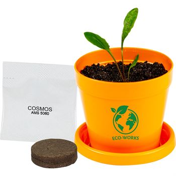 Colorful Planter Kit - Personalization Available