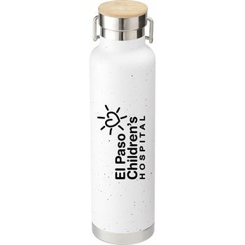 Speckled Thor Copper Vacuum Insulated Bottle 22 Oz