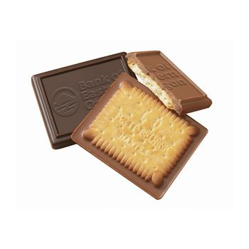 Rectangle Chocolate Cookie- Personalization Available