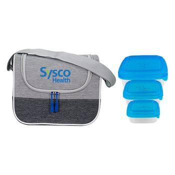 Bay Portion Control Cooler Set