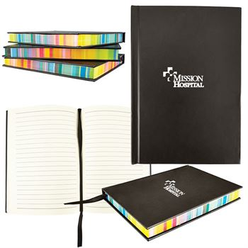Rainbow Edge Notebook