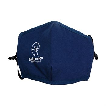 Chaperon Adjustable 4-Ply Cotton Face Mask