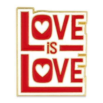 Love is Love Lapel Pin