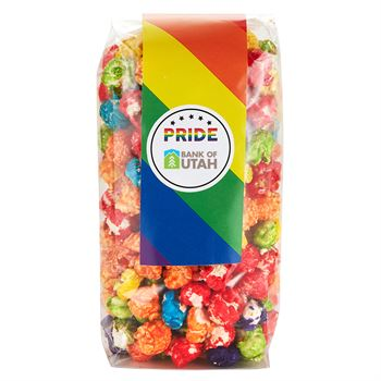 Rainbow Popcorn Bag - Personalization Available