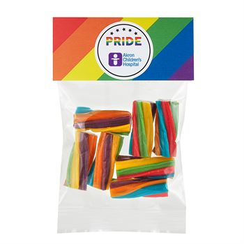 Rainbow Twists in 2 Oz Bag - Full Color