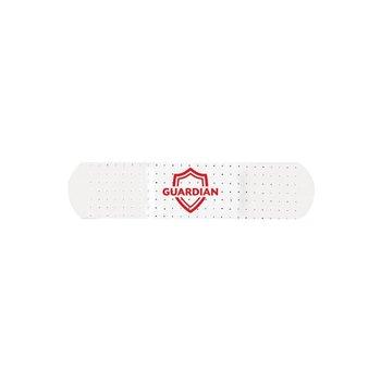 Custom-Printed White Bandages