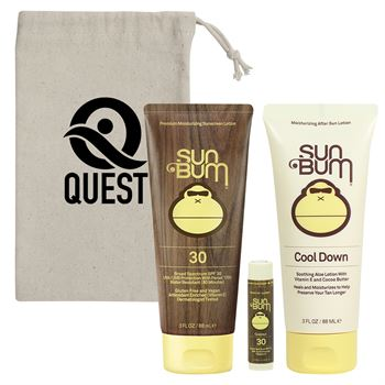 Sun Bum Beach Bum Kit