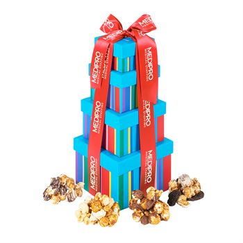 Popcorn Valentine's Tower Dylan's Candy Bar Gift Set