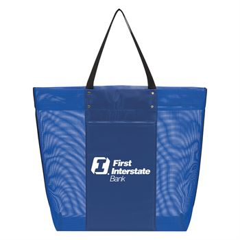 Breezy Mesh Tote Bag