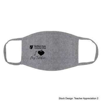 Teachers Appreciation Cotton Reusable Mask