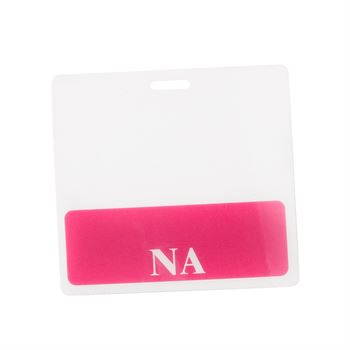 Nursing Assistant Position Badge Buddies Horizontal