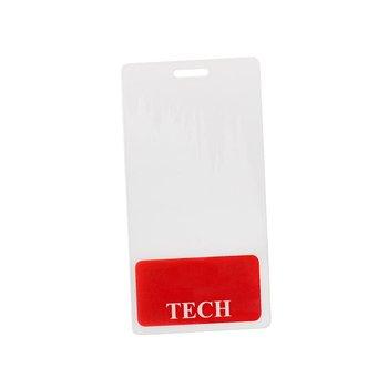 Technician Position Badge Buddies Vertical