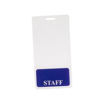 Staff Position Badge Buddies Vertical