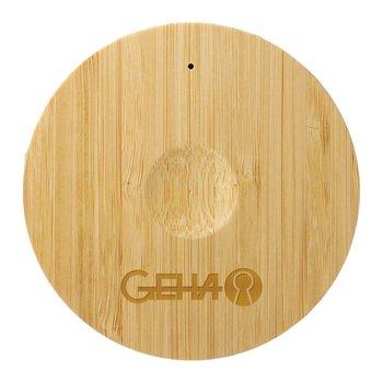 Bamboo Universal Wireless Charging Pad