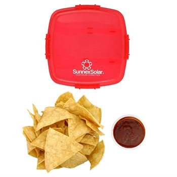 Fiesta Clip Top Container - Personalization Available