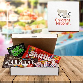 Candy Craving Box - Full Color Personalization Available