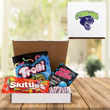 Sweet and Sour Candy Box - Full Color Personalization