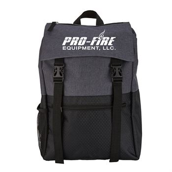 Dover Latch Top Backpack - Personalization Available