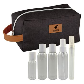 On The Go Travel Pack - Personalization Available