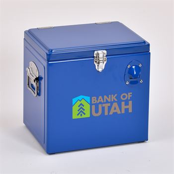 Metal Party Cooler - Personalization Available