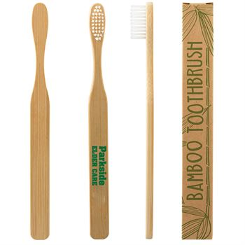 Bamboo Toothbrush-Personalization Available