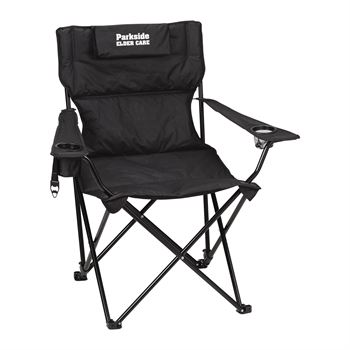 Premium Padded Reclining Chair (400lb Capacity) - Personalization Available