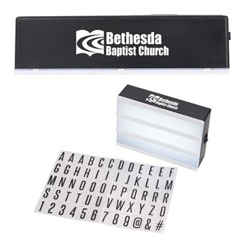 Cinema light box - Small - Personalization Available