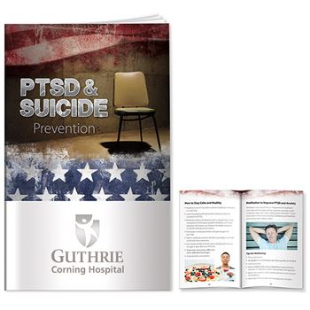 Better Book: PTSD and Suicide Prevention - Personalization Available
