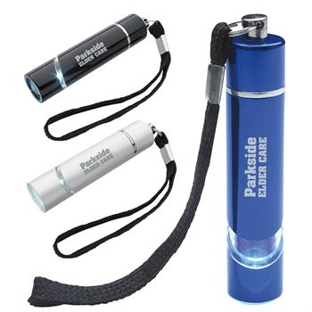 Flashlight with Lantern - Personalization Available