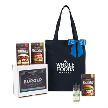 Burger Night Gift Set - Personalization Available