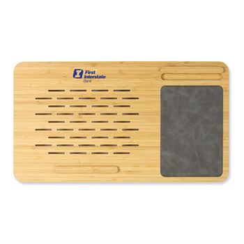 Auden Bamboo Lap Desk - Personalization Available
