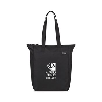 Renew rPET Zippered Tote - Personalization Available