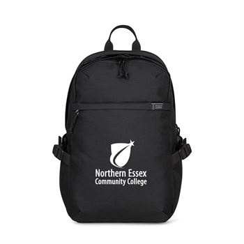 Renew rPET Computer Backpack - Personalization Available