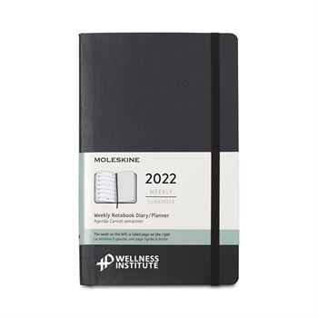 Moleskine Soft Cover Large 12-Month Weekly 2022 Planner - Personalization Available