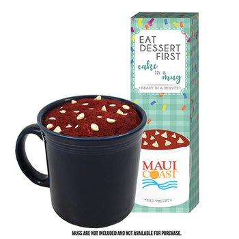 Mug Cake Gift Box - Personalization Available