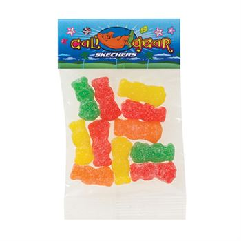Sour Patch Kids in 1 Oz Bag - Full Color