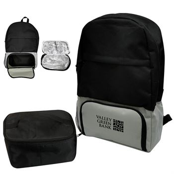 Lunch Cubby Backpack - Personalization Available
